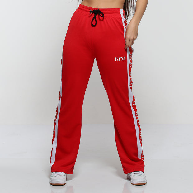 Ötzi Hasp Pant Red/White