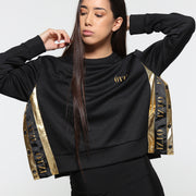 Ötzi Hasp Sweater Black/Gold