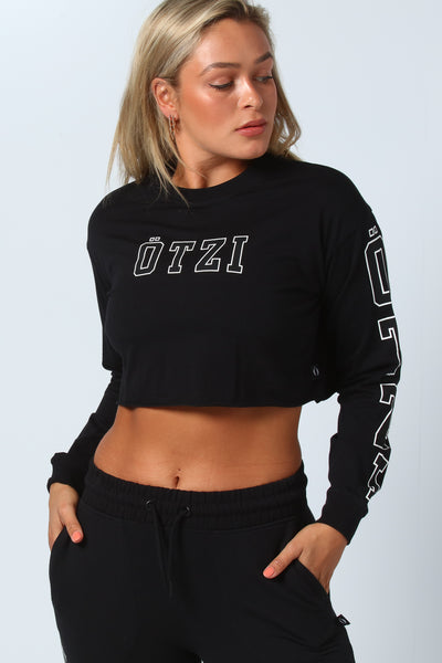 Ötzi Brisk Long Sleeve Tee Black