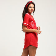 Ötzi Brisk Dress Red