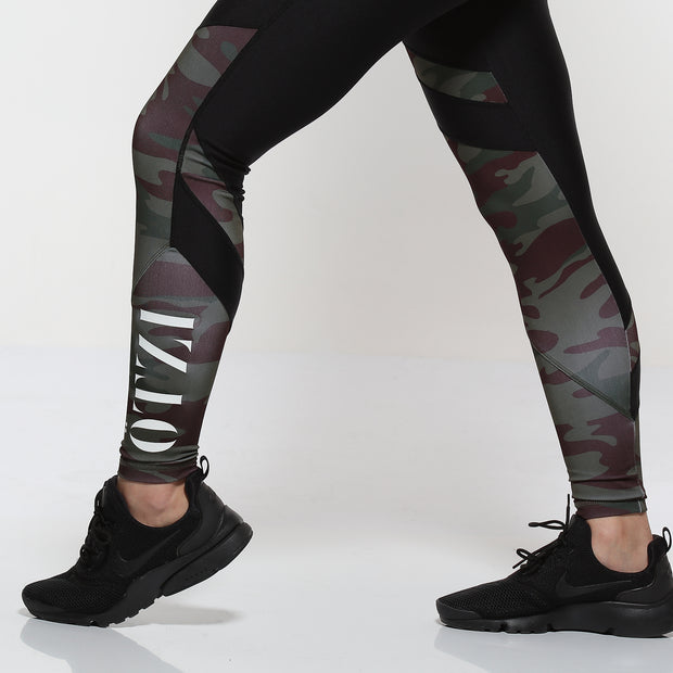 Ötzi Ignot Tight Black/Camo