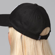 OTZI Colophon Pinch Cap Black