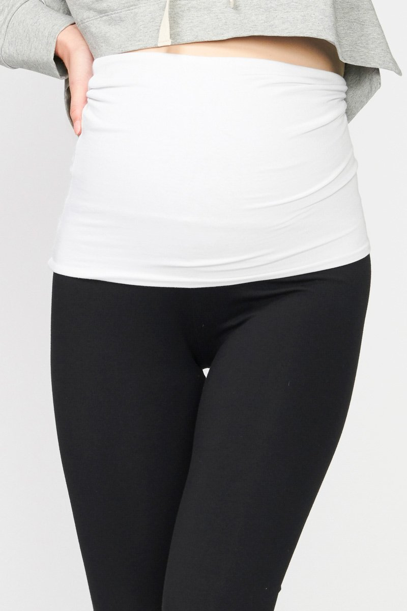 283fb97916f62 Pea In A Pod Wide Maternity Belly Band - Maternity Angel