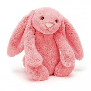 Jellycat Bashful Coral Bunny - Medium