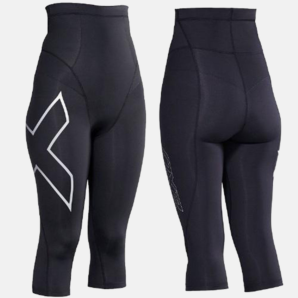 90e4e2c44dc5d 2XU Postnatal Recovery Active 3/4 Tights – Maternity Angel