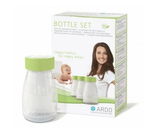 ARDO 3 Pack Bottle Set 150ml