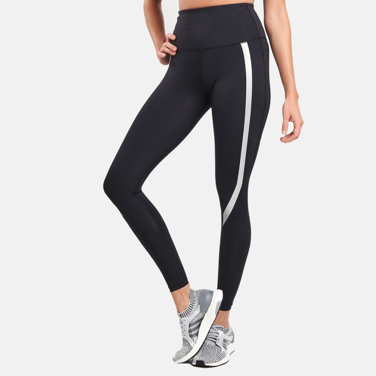 2aa09d36 2XU Hi-rise compression tights – Maternity Angel