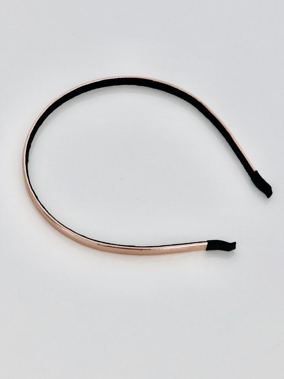 Liquid Metallic Hard Headband