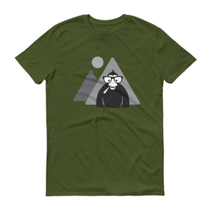 """Full Moon Monkey"" T-Shirt"