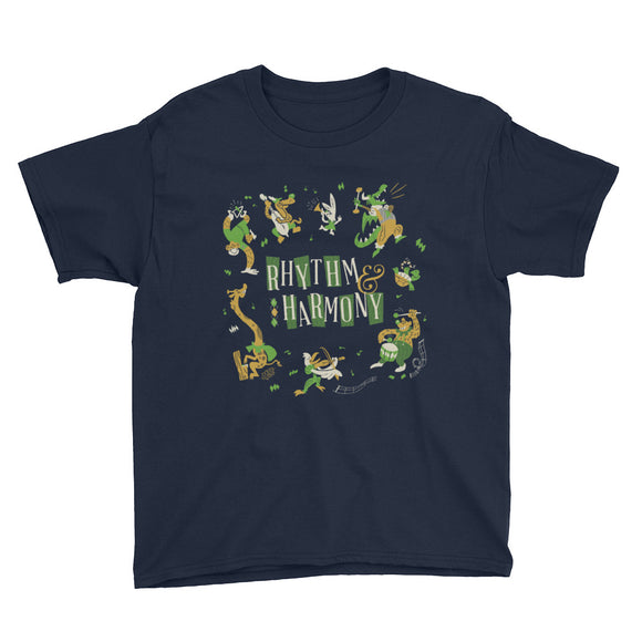 Doral Rhythm and Harmony Youth Short Sleeve T-Shirt
