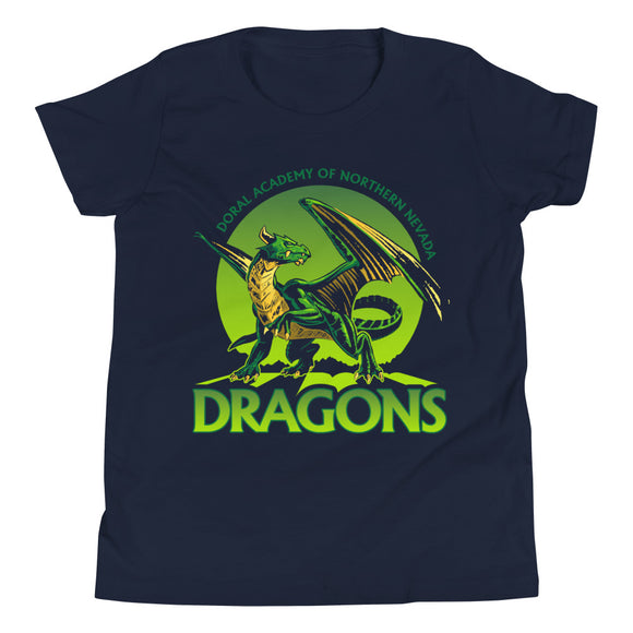 DANN Dragons Youth Short Sleeve T-Shirt
