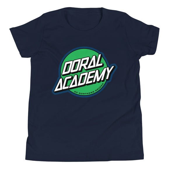 Doral Spirit Unisex Youth Short Sleeve T-Shirt