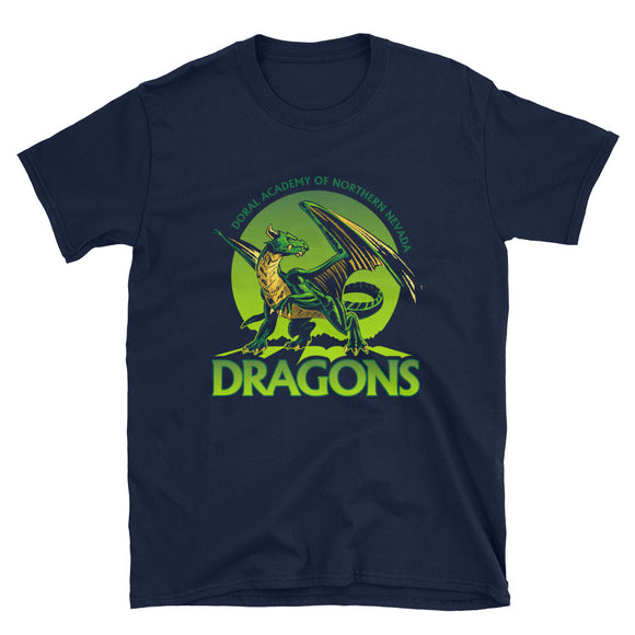 DANN Dragons Adult Short-Sleeve Unisex T-Shirt
