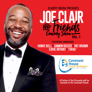 Joe Clair & Friends Comedy Show Vol.1