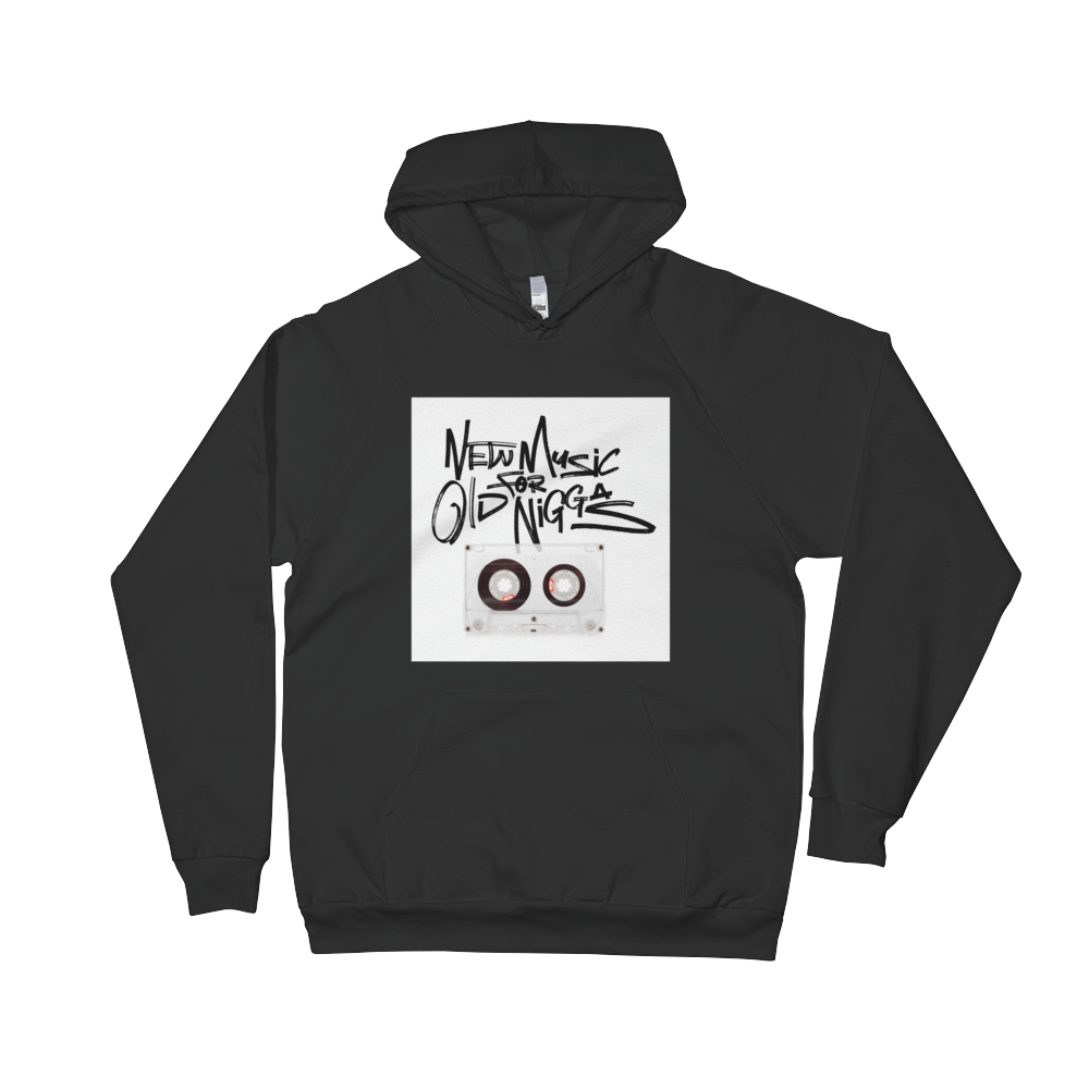 New Music for Old Niggas T-shirt Hoodie