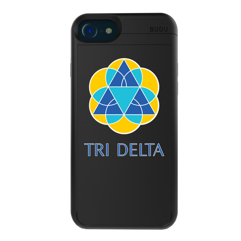 Tri Delta - Traditional <br/> For iPhone