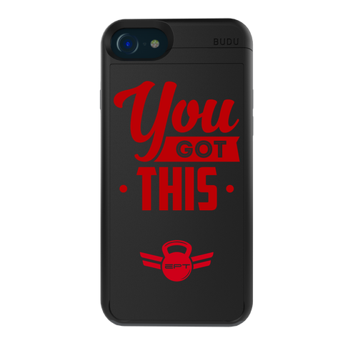 EPT - You Got This  Case  <br /> For iPhone 8/7/6s/6