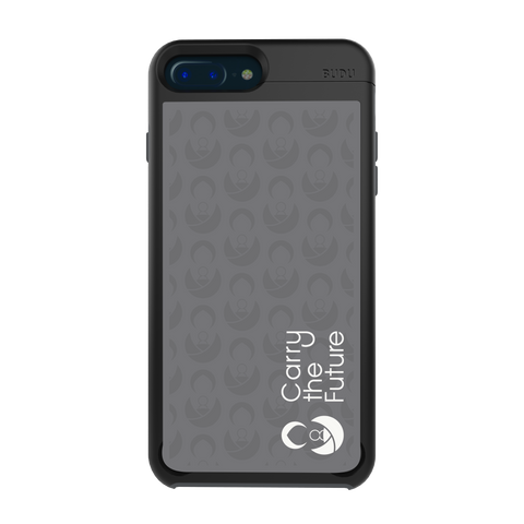 Carry the Future - Gray <br/> For iPhone