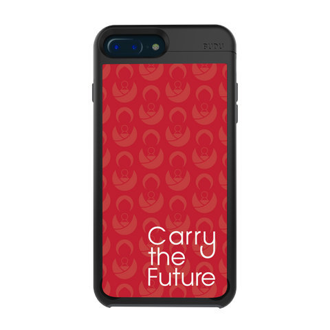 Carry the Future - Red <br/> For iPhone