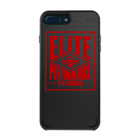 EPT - Elite Red Case  <br /> For iPhone 8 Plus/7 Plus/6s Plus/6 Plus