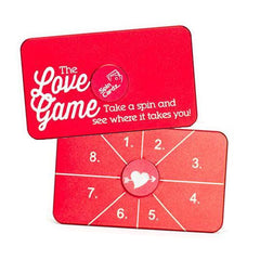 Love Game Spincard