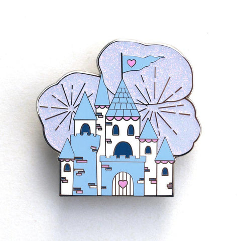 Fairy Tale Castle - Enamel Pin