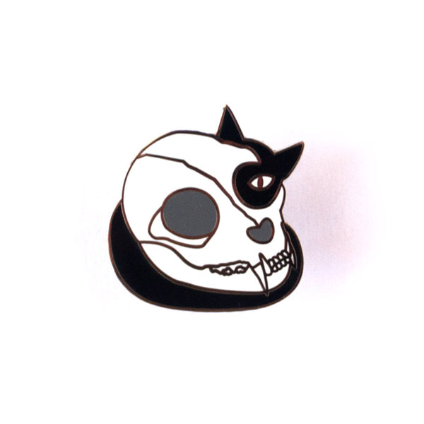 Black Cat Pin Set