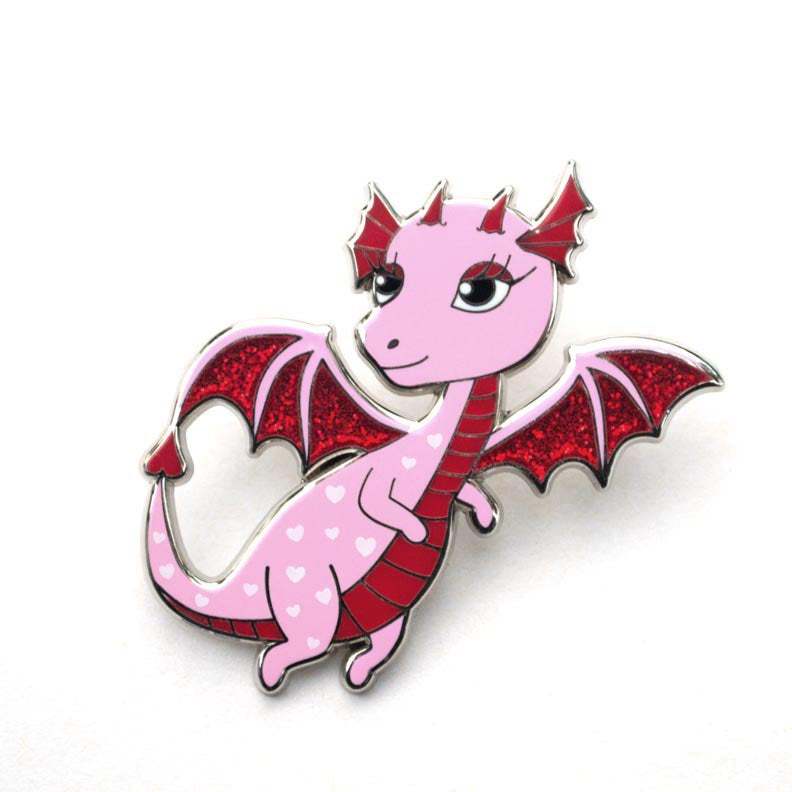 Little Dragon - Enamel Pin