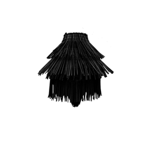 Lulu Lamp Shade Black