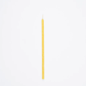 Beeswax Candles - 9 x 250mm FLorist Taper
