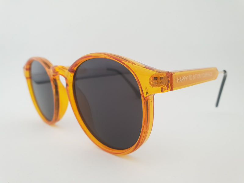 Sunglasses - Clockwork - Orange