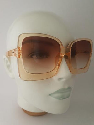 Sunglasses - Acid - Orange