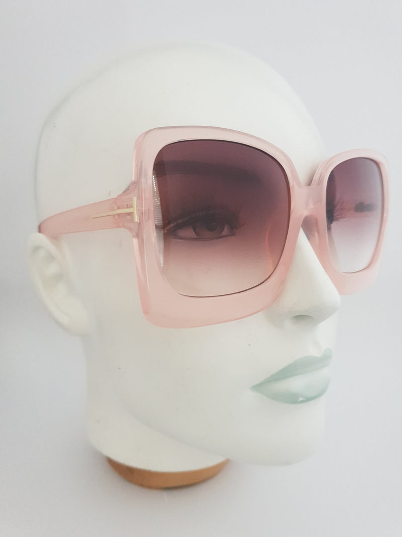 Sunglasses - Acid - Pink