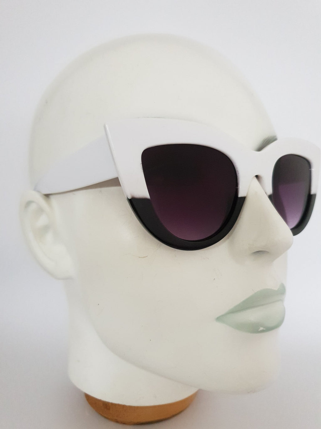 Sunglasses - Blanc