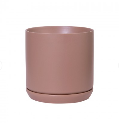 Oslo Planter Large - Dusty Pink