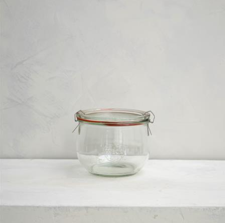 Weck Tulip Jar 580ml