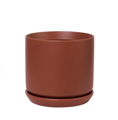 Oslo Planter - Medium Terracotta