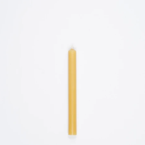 Beeswax Candle - 150mm