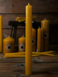 Beeswax Candle - 240mm