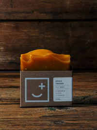 Fair + Square Soap - Spice Trader