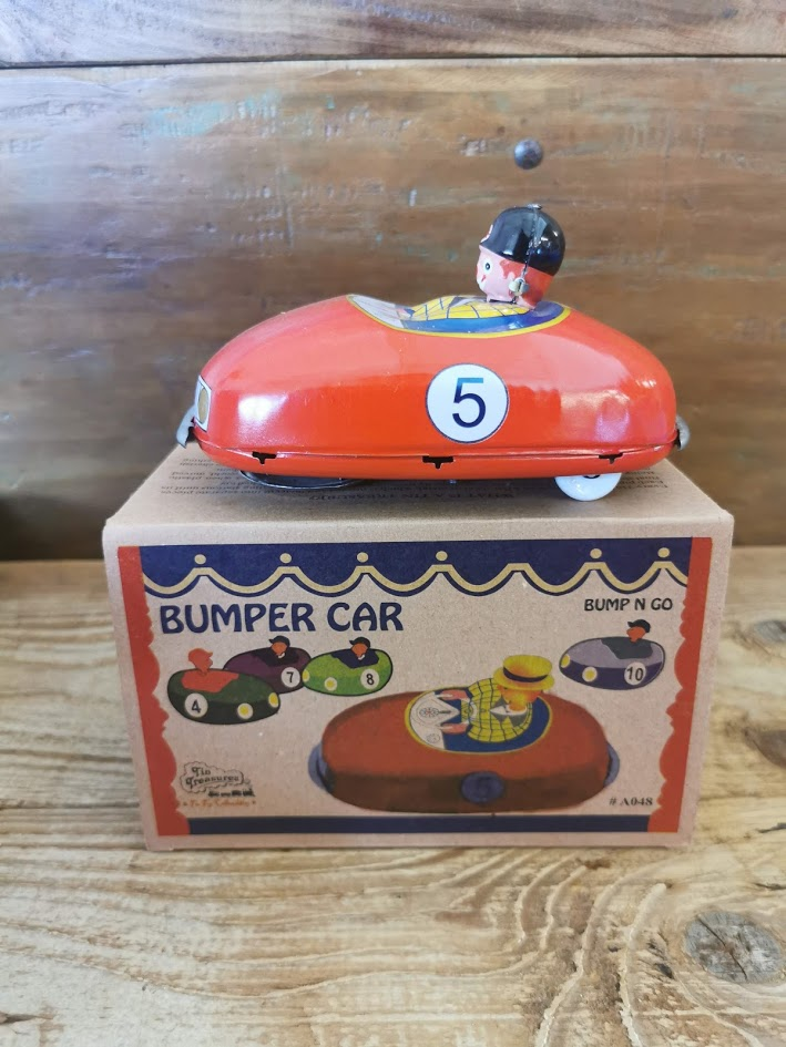 Tin Bumper Car