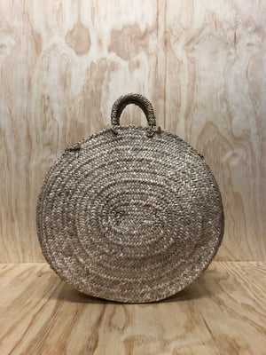 Market Basket with Sisal Handle