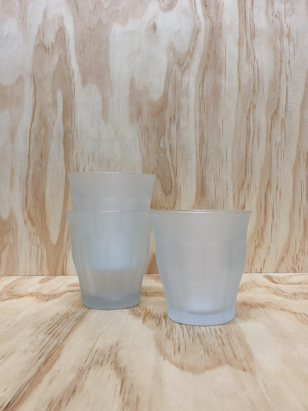 Duralex Picardie Tumbler // Frosted