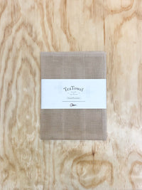 Nawrap Tea Towel // Persimmon