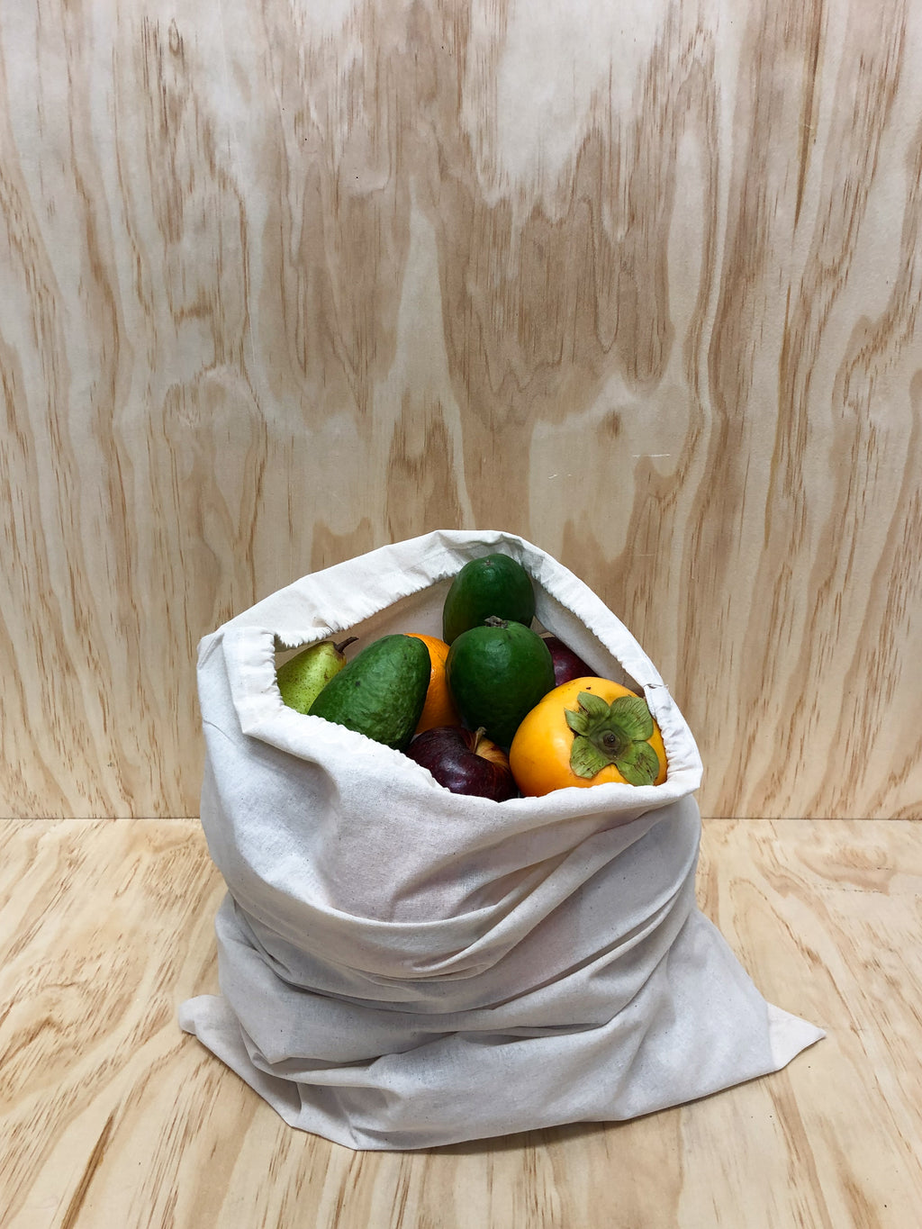 Drawstring Produce Bag // Large
