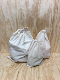 Drawstring Produce Bag // Small