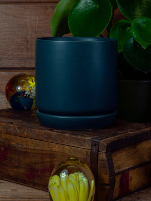 Oslo Planter - Navy - Small