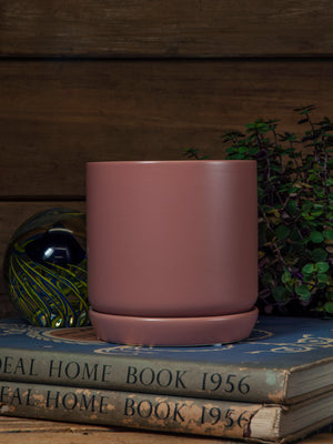 Oslo Planter - Dusty Rose - Small