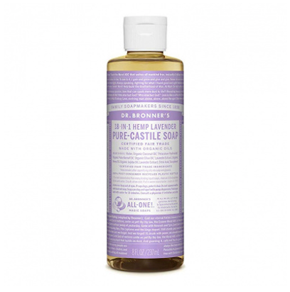 Dr Bronner Lavender Liquid Soap 473ml