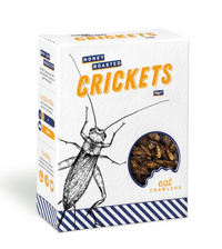 Honey Roasted Crickets